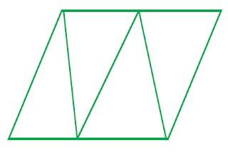 Jumlah sisi pada bangkit segi empat ialah  Soal UAS / UKK Matematika Kelas 2 SD Semester 2 Dan Kunci Jawaban