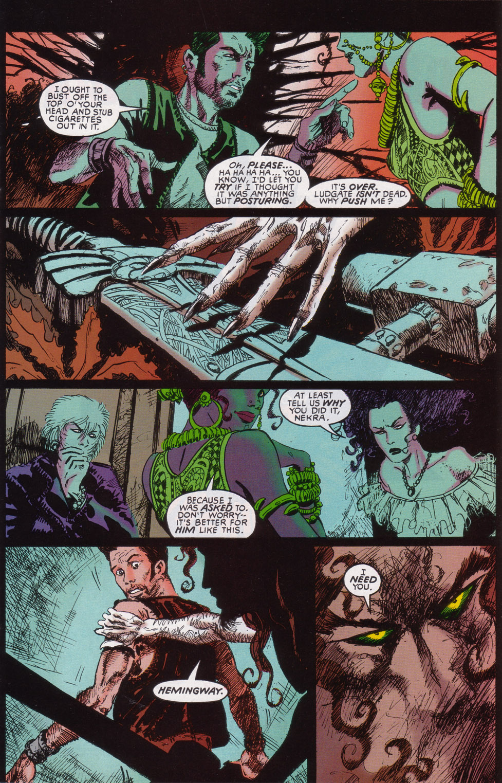 Read online Druid comic -  Issue #4 - 7