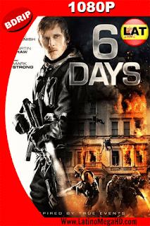 6 Días (2017) Latino HD BDRip 1080p - 2017