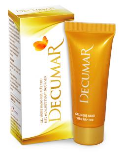 Thuốc trị mụn Decumar có tốt không? giá bao nhiêu?