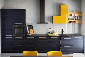 Nyamannya Belanja Lemari Dapur di Ikea