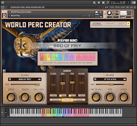 World Percussion Creator KONTAKT Library