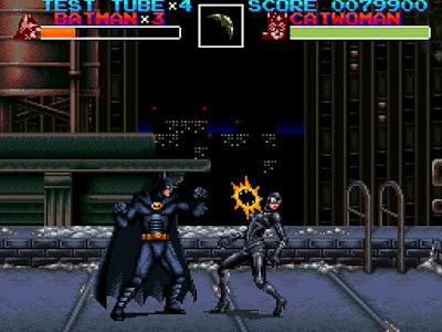 Batman Returns screenshot 1