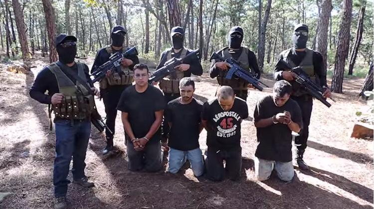 El Cártel Jalisco, la nueva secretaría de seguridad pública
