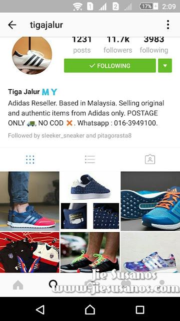 Beli Mini Beg Online Di Instagram