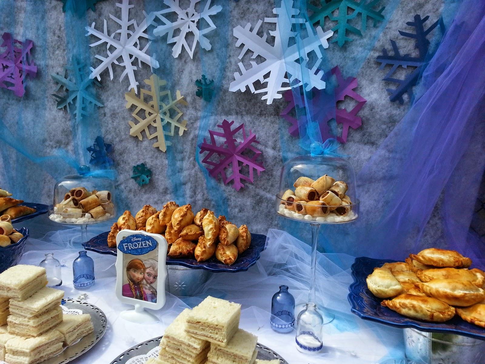 Nana S Theme Party Quot Disney S Frozen Themed Party Quot Salad