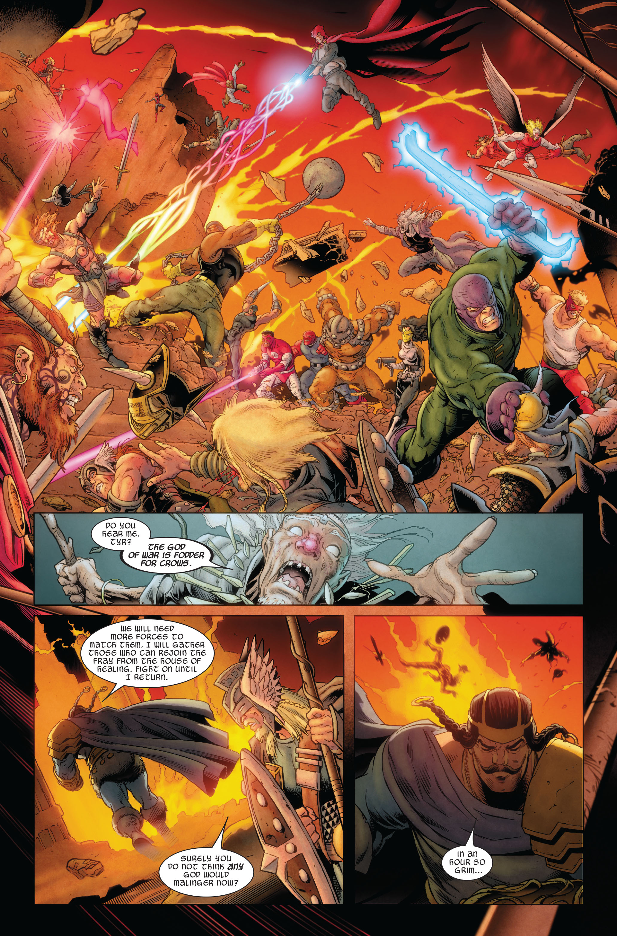 Thor (2007) Issue #608 #21 - English 5