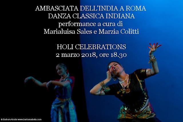 ambasciata indiana roma spettacolo bharata natyam kuchipudi