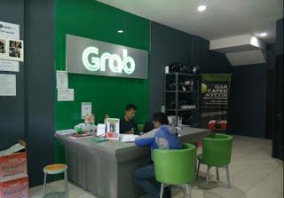 Alamat Kantor Grab Bandung