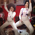 Toyin Lawani & daughter rock matching outfits and hairdo in new IG video