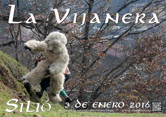 Carnaval de la Vijanera en Silio 2016