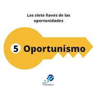 Calidad, formación, oportunismo, exploración, visibilidad, servicio, retos
