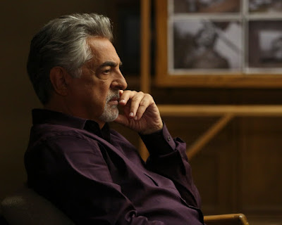 Joe Mantegna como David Rossi em Criminal Minds - Divulgação