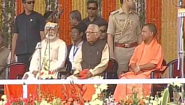 Lacknow, Uttar Pradesh, UP Chief Minister, Yogi Adityanath, PM Narendra Modi, UP Cabinet Ministers, UP Mantri Mandal