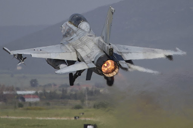 Hellenic Air Force F-16 Viper
