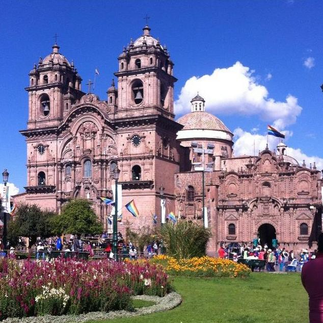 Peru Week - Plaza de Armas, Cusco