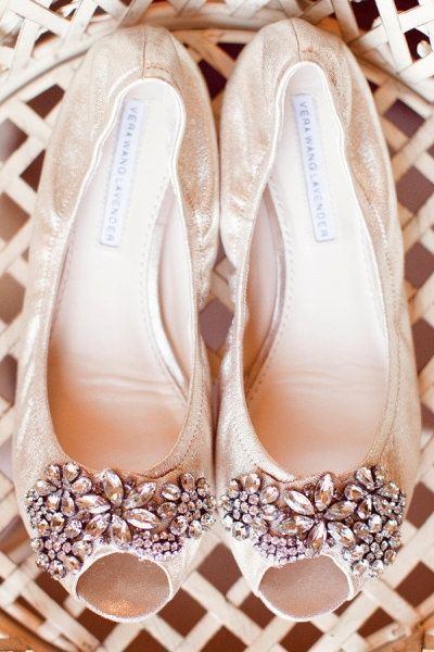 de3542abfa37 Blush Dusty Rose Bridal Shoes Vera Wang