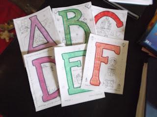 Bible Alphabet
