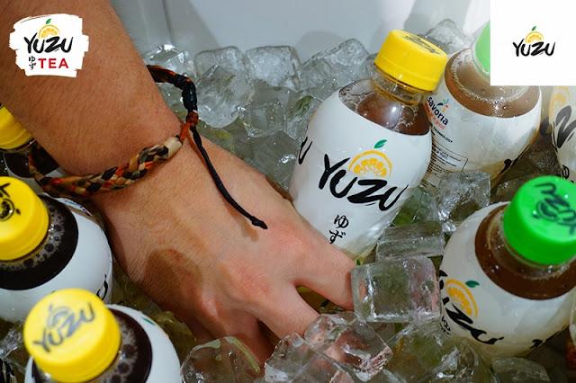 Minuman Menyegarkan Kaya Manfaat dengan Yuzu