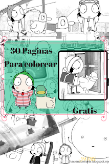 http://haciendomiarte.blogspot.mx/2016/03/30-paginas-para-colorear-de-sarah-pato.html