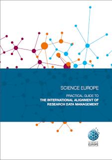 Guía práctica para la armonización internacional de la gestión de datos de investigación