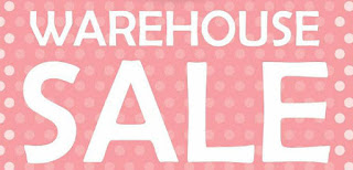 Young Hearts Warehouse Sale 2016