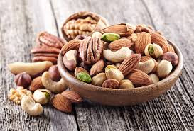 nuts are beneficial for heart health