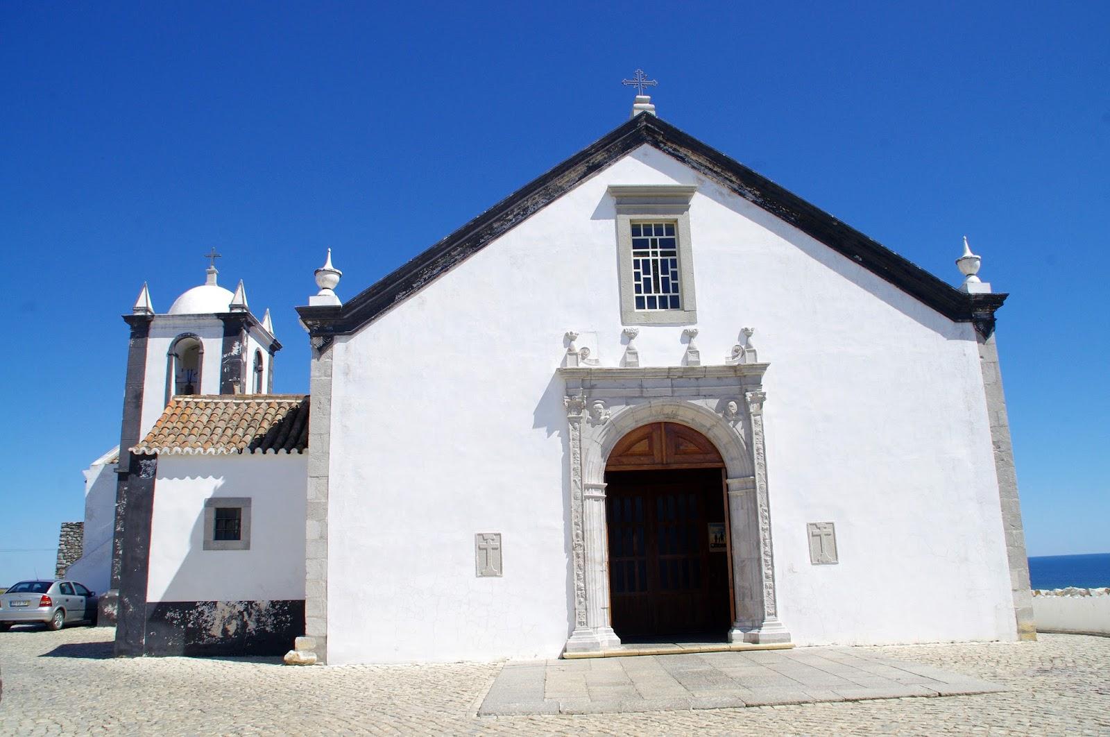 Cacela Velha Church