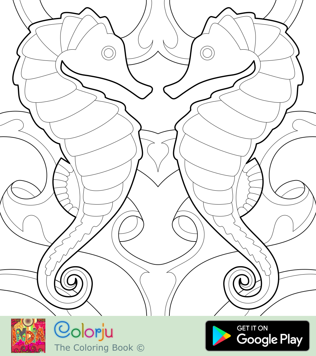 Coral #59 (Nature) – Printable coloring pages | 1154x1024
