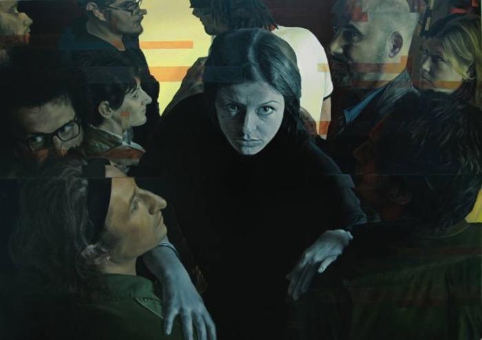 Итальянский художник. Salvatore Alessi