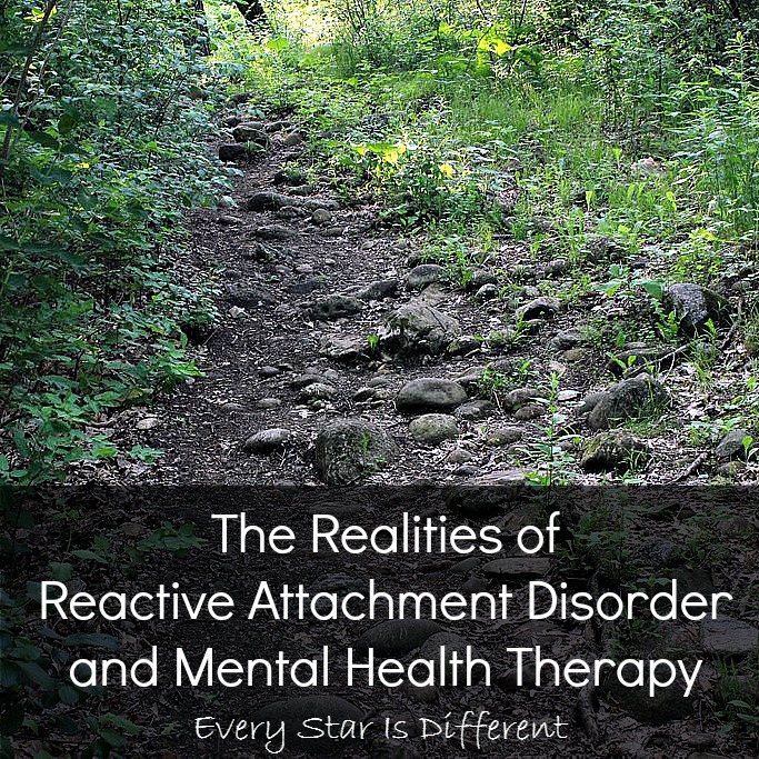 The Realities of Reactive Attachment Disorder and Mental Health Therapy