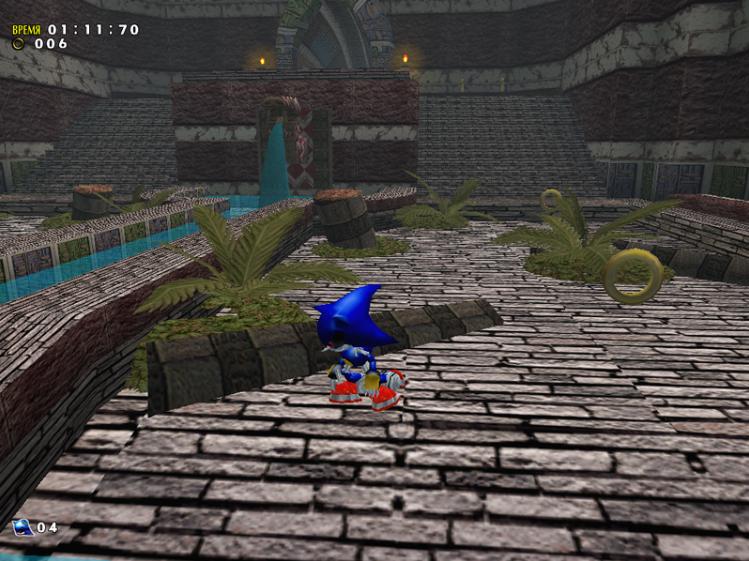 تحميل لعبة sonic adventure dx من ميديا فاير