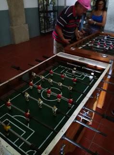 Futbolín Campo Maior