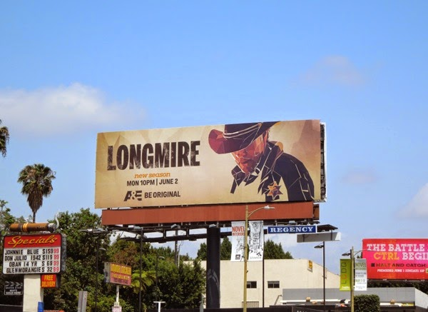 Longmire season 3 billboard