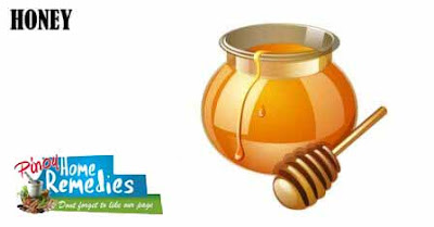 Home Remedies For Pimples: Honey