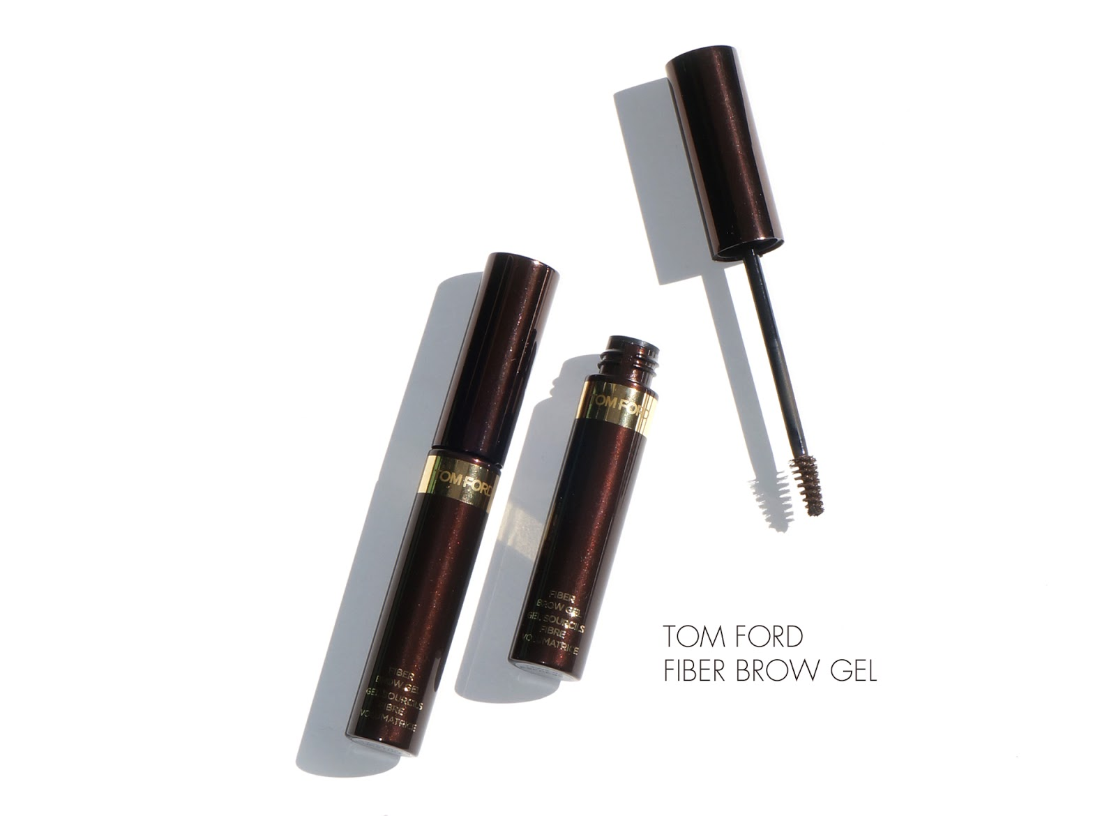 The Beauty Look Book - Tom Ford Fiber Brow Gel