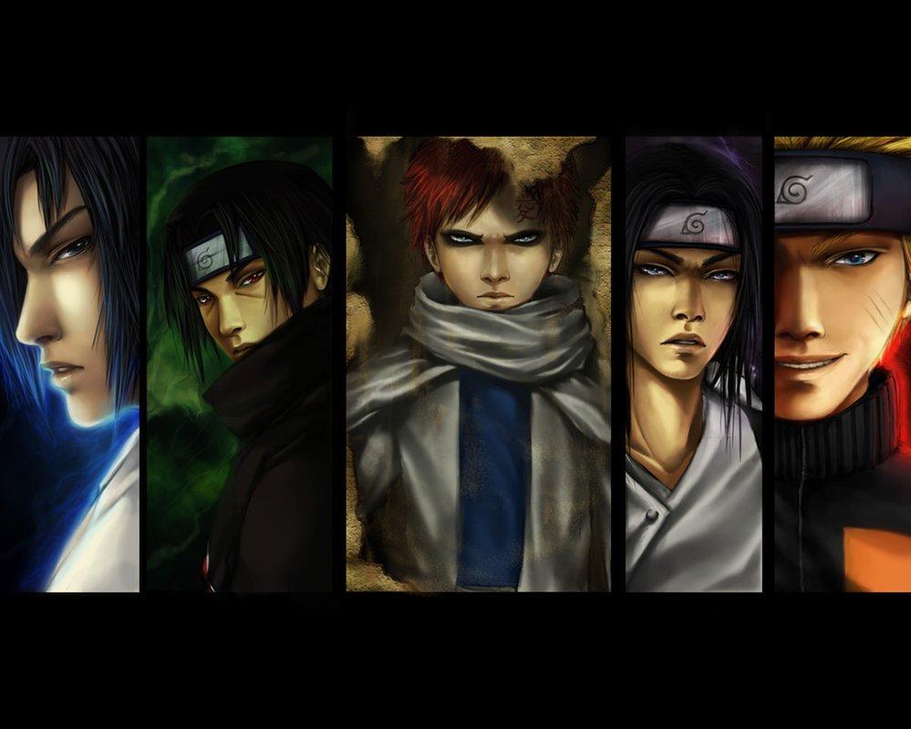 Gaara Kazekage Wallpaper 3d Naruto And His Friends Latest Naruto Wallpapers