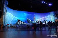 kapal kontiki ice age ancol jakarta