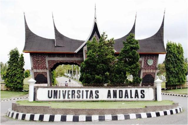 PENERIMAAN CALON MAHASISWA BARU (UNAND) UNIVERSITAS ANDALAS