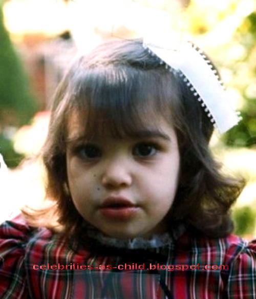 celebrities as a child kim kardashian childhood photos