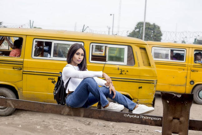 Photos: How a man I never met gave me 500k on my birthday - Padita Agu