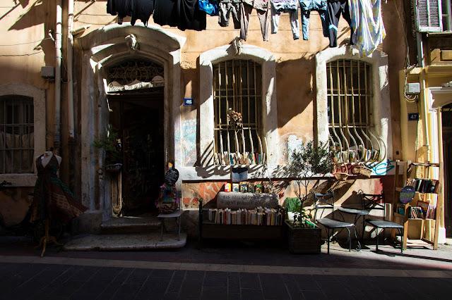 Marsiglia-Le Panier