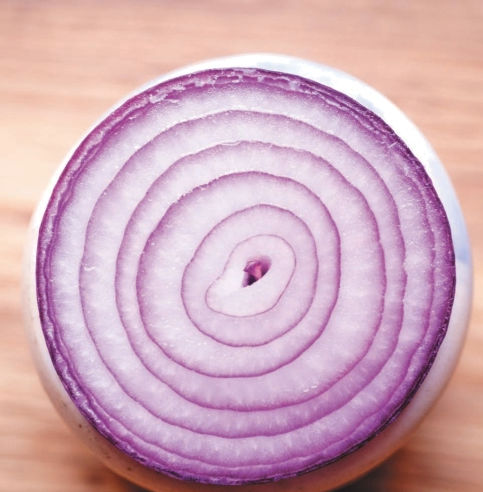 Purple Onion: A Good Food Day