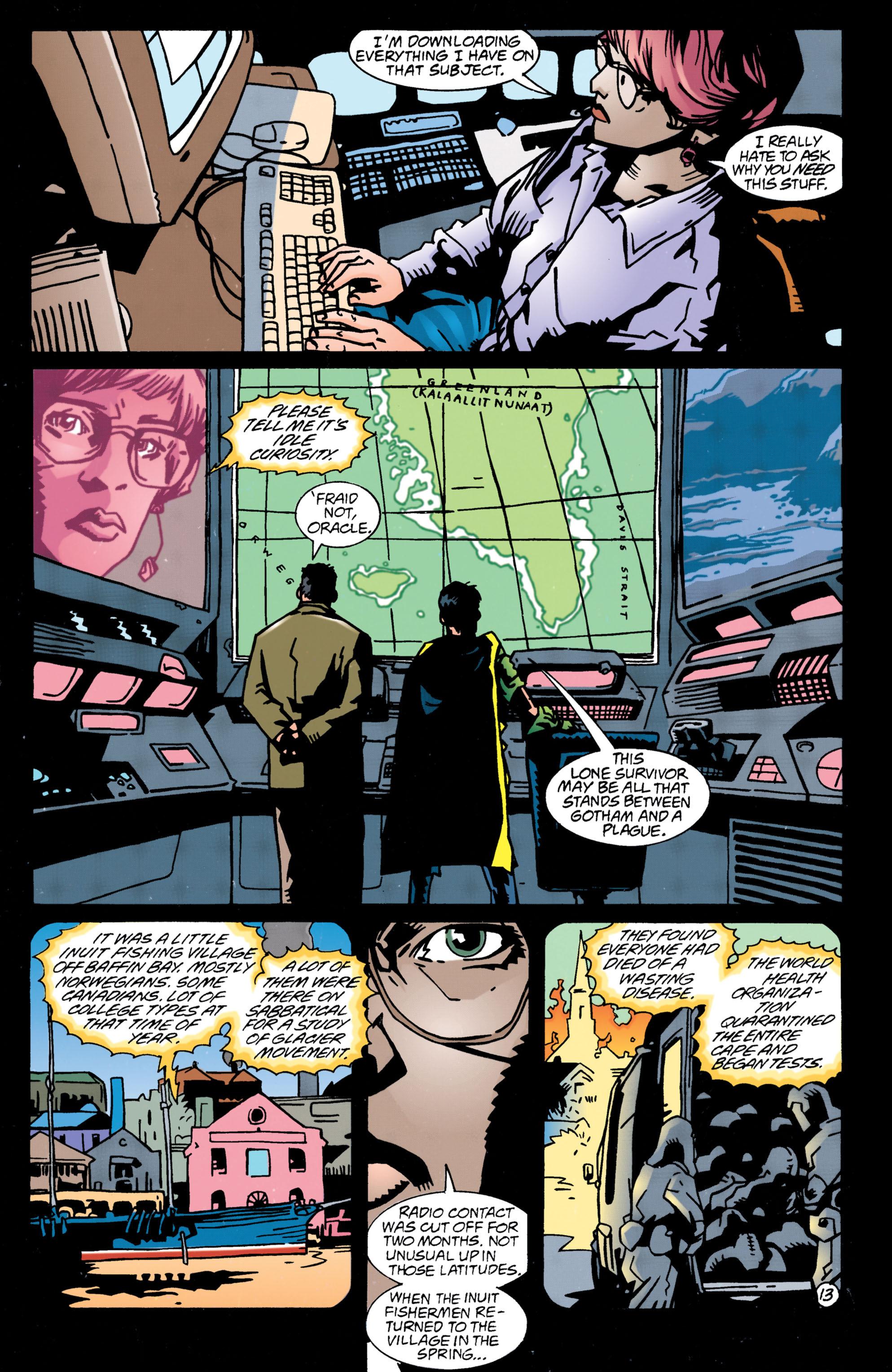 Detective Comics (1937) 695 Page 12