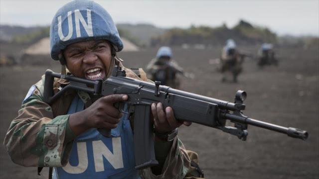 ONU lamenta abusos sexuales por cascos azules en distintos países