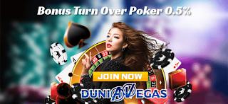 Bonus Poker Online Dunia Vegas