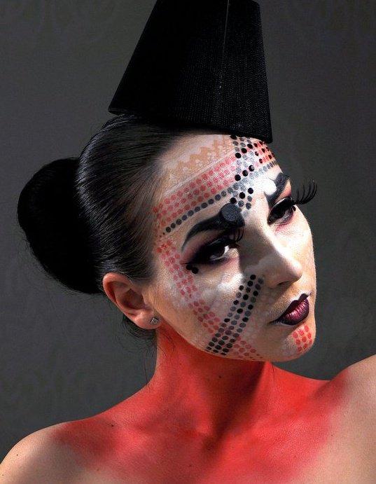 Ana Preda Beauty Tips Culoare Si Fantezie In Machiaj Stilul Rusesc 2