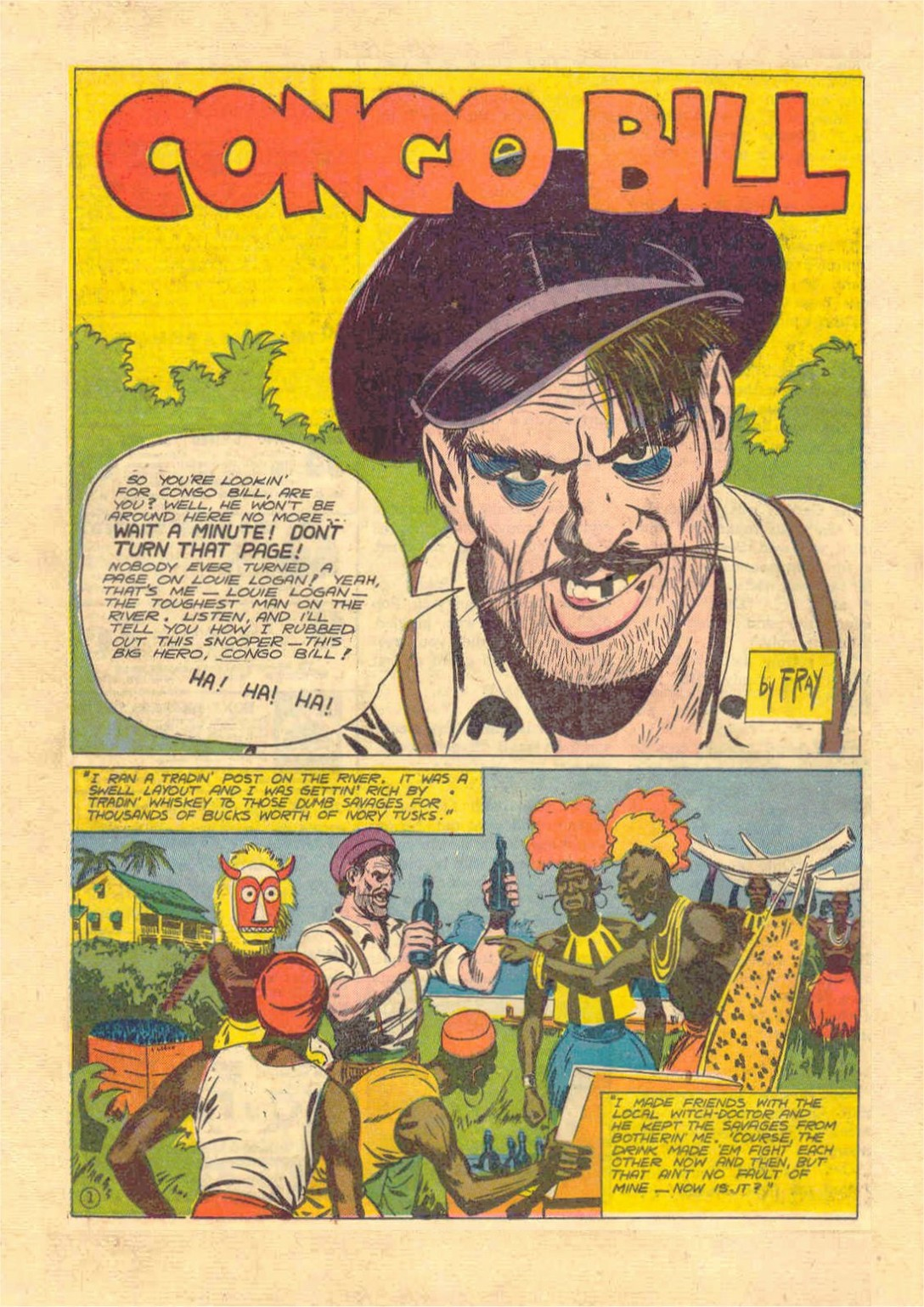 Read online Action Comics (1938) comic -  Issue #46 - 49