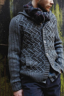 cardigan-tricot-homme-settler-aran