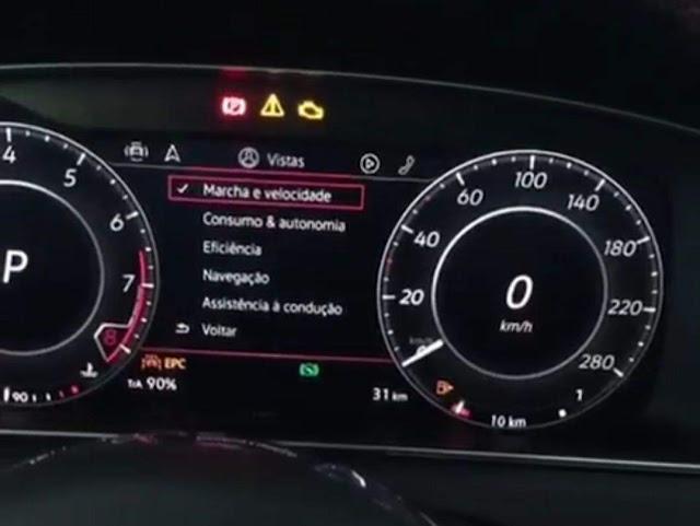VW Golf GTI 2019